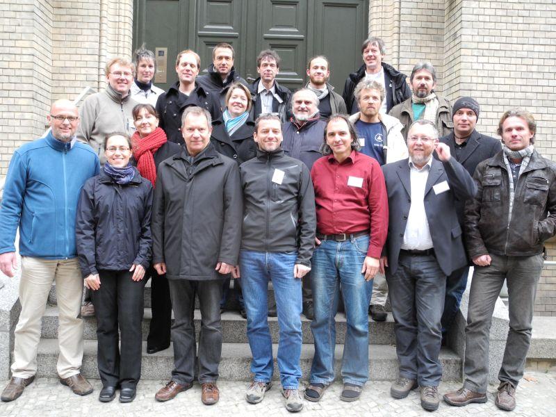 Gruppenfoto Citizen Sciene Workshop