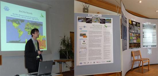 BioCASe und GBIF-D werden in Wuppertal 2012 präsentiert